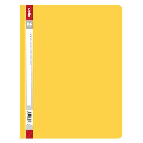 Rýchloviazač PP/A4, žltý