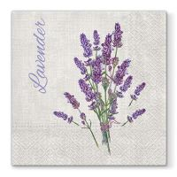 Ubrousky PAW L 33x33cm Lavender for You