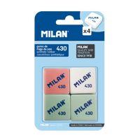 Náhradní gumy MILAN 430, sada 4 ks
