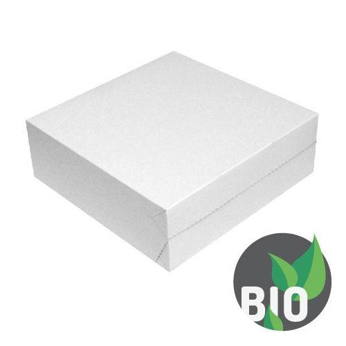 Krabice na dort 28 x 28 x 10 cm (50 ks v bal.)