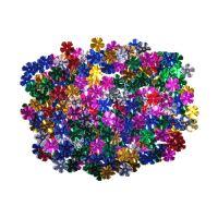 Dekorace květiny mix barev 13 mm/14 g