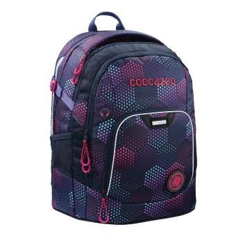 Školský ruksak Coocazoo Rayday, PURPLE ILUSION