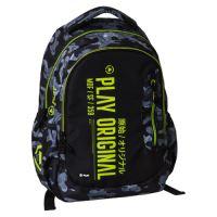 Školní batoh Tera, Camo