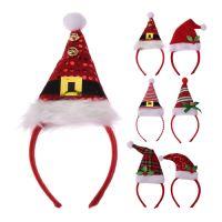 Čelenka - Vánoční čepice 26 cm, mix/1ks
