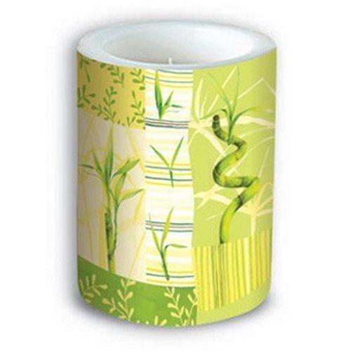 Svíčka Lampion Bamboo
