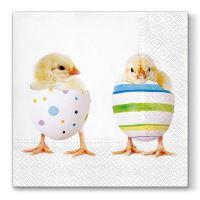 Ubrousky PAW L 33x33cm Chick Fashion