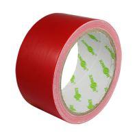 Lepící páska textilní POWER TAPE 48 mm x 10 m červená