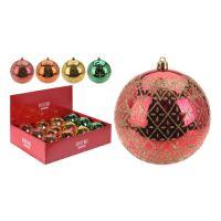Vánoční koule - PP mix barev 100 mm, mix / 1ks