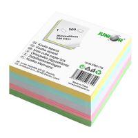 Blok/kostka lepená - barevná/pastel 85x85 mm/500 l.