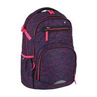 Studentský batoh STINGER 12, fialový