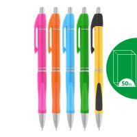 Pero kuličkové Solidly TB 205-A 0.5 mm, mix barev