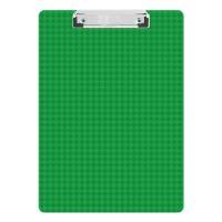 Podložka s klipem PS/A4, zelená