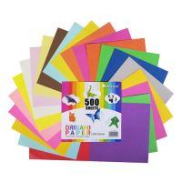 Origami papír 15x15 cm 80g 500-20 mix