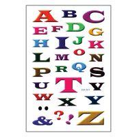 Nálepky 3SA - ABC