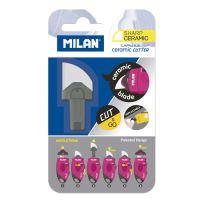 Náhradní čepel keramická MILAN Capsule pro ořezávací nůž