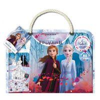 Kreslící blok s podložkou Frozen 2