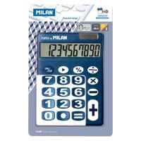 Kalkulačka MILAN 10-místní 150610 modrá