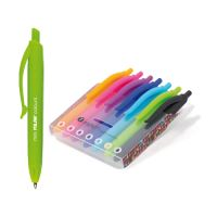Pero kuličkové MILAN P1 Mini Touch Colours, sada 7 ks