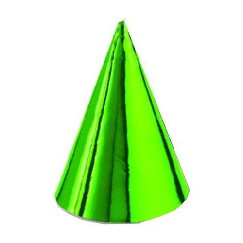 Kloboučky papírové barevné (6 ks v bal.)