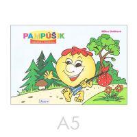 Omalovánka A5 Litera - Pampúšik