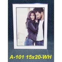 Fotorámček 10x15 cm, A-101 WH