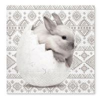 Obrousky TaT 33x33 cm Chick Rabbit