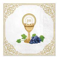 Ubrousky PAW 33x33cm Communion Day