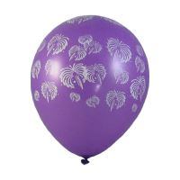 Balón L 30 cm, Ohňostroj /5ks/