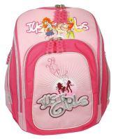 Školní taška Cool Cherry RockBabe Just Pink