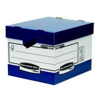 """Archívny kontajner, kartónový, ergonomický úchyt, """"BANKERS BOX® by FELLOWES®"""""""