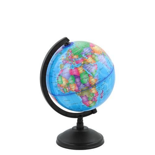 Glóbus geografický - průměr 14,6 cm