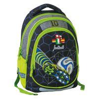 Školní batoh Maxx Play, Football Shoe
