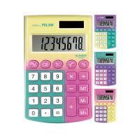 Kalkulačka MILAN kapesní 8-místná Sunset