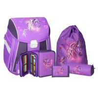 Školská taška - 5-dielny set, START Horse