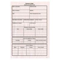 Zápisník bezpečnosti práce A5 (98)
