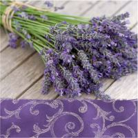 Obrousky PAW 33x33cm Lavender in the Country