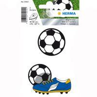 Nažehlovačky fotbal
