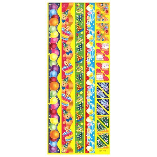 Nálepky  EDS-705 A-B dekorační