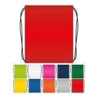 Vrecko na prezuvky 41x34 cm - mix 10 farieb