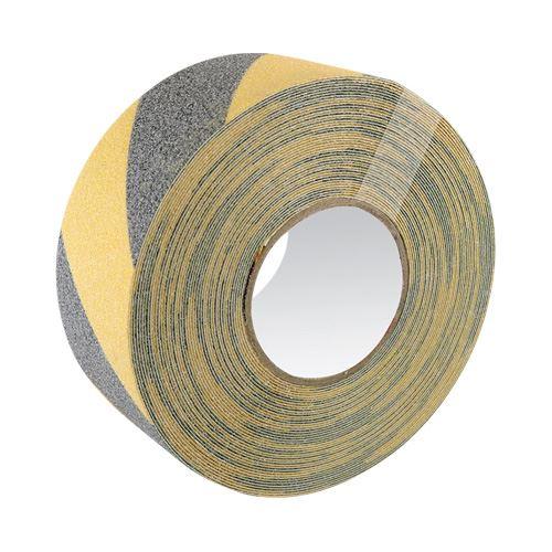 Protišmyková páska Anti-Slip Tape 50 mm x 10 m, černo / žlutá