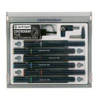 Centrograf 9070/6 sada techn. per