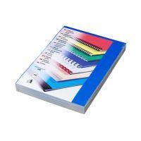 Kartonové desky CHROMOLUX A4 modré