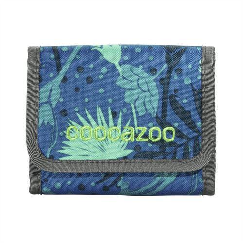 Peňaženka coocazoo CashDash, Tropical Blue