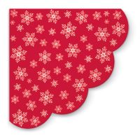 Ubrousky PAW R 32 cm Stars Everywhere (Red)