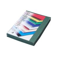 Kartonové desky DELTA A4 zelené