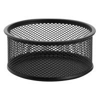 Drátěný stojan na spony, černý