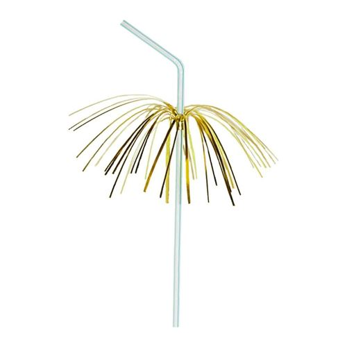 Brčka flex. s palmičky (50 ks)