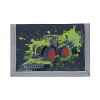 Dětská peněženka Traktor