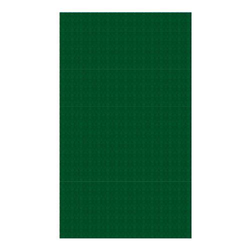 Ubrus papírový skládaný 1,80 x 1,20 m, tm. zelený