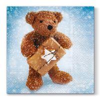 Ubrousky taT 33x33 cm Sweet Teddy